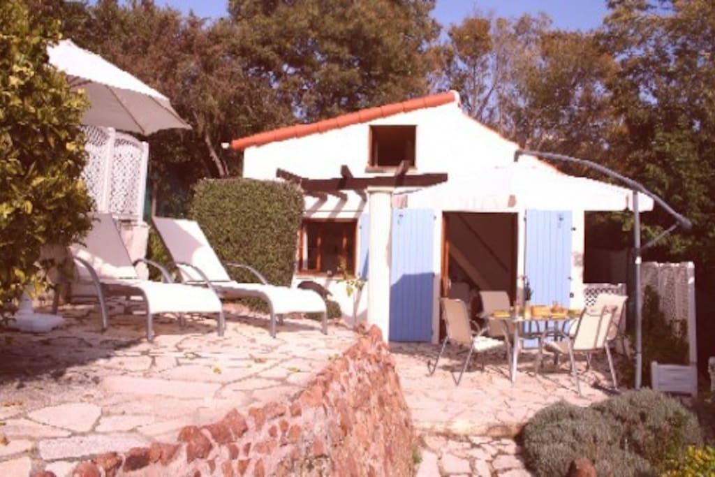 Villa Katrilla Poolhouse