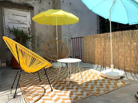 Rainbow Central Studio by Carpe Diem Apartments