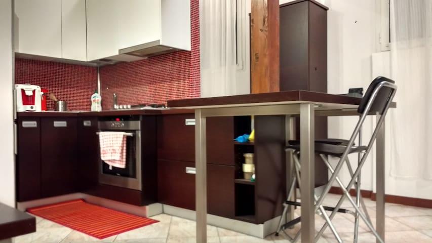 Cozy one-room flat near Naviglio Martesana - Milano - Apartment