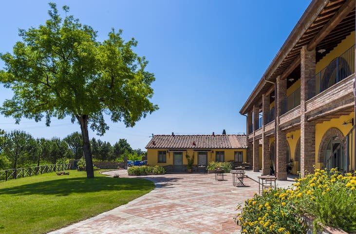 Casa Vacanze Le Fornaci - App. Mattacchione