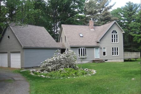 Cozy/Sunny/Clean/Homey room in West MA - Shutesbury - Casa