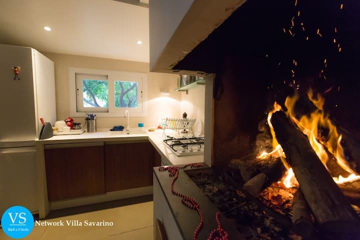 Loft nel cuore di Vittoria con camino e giardino