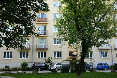 Two Bedrooms Apartment near Downtown low price - Košice