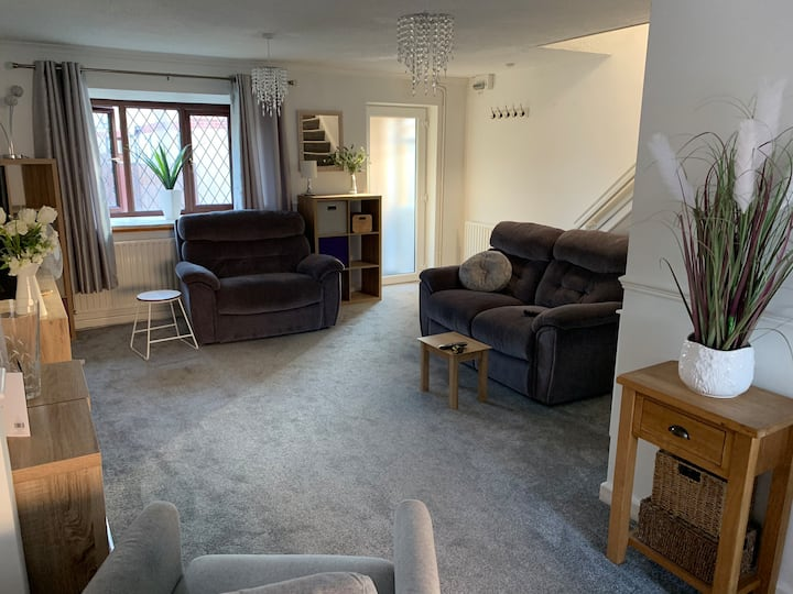 Homely and spacious