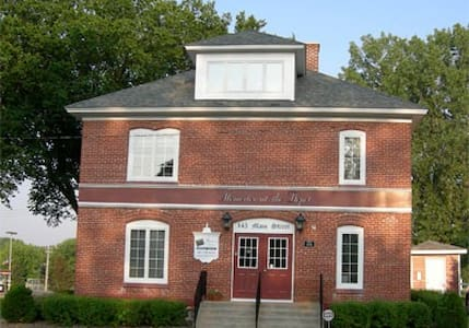 Memories at the Depot