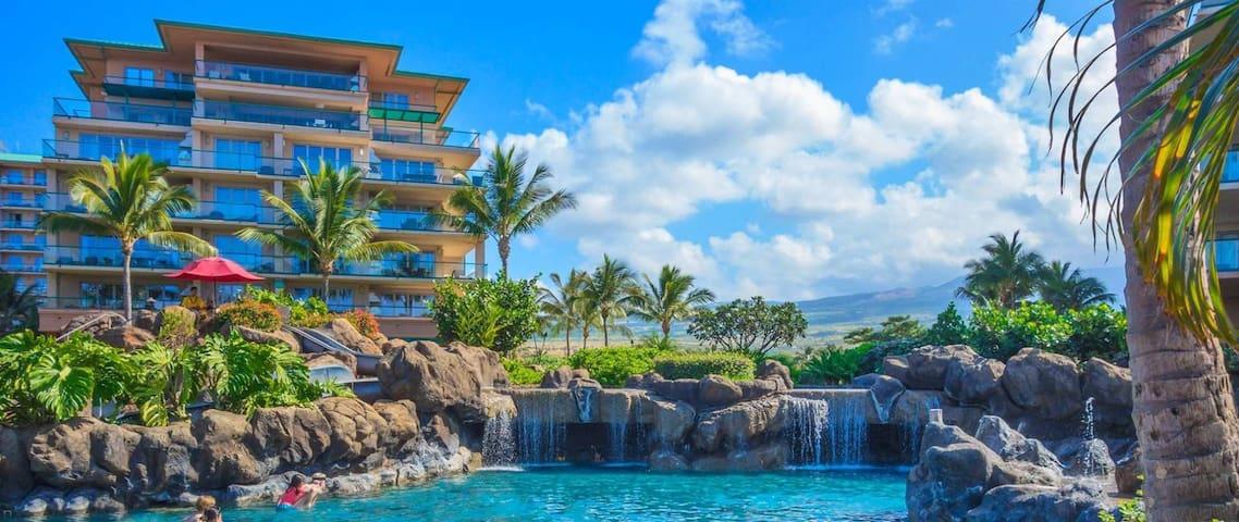Honua Kai 240 Luxury Resort - Lahaina - Apto. en complejo residencial