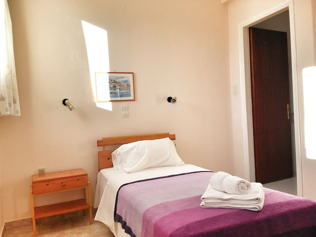 Hotel Aegina (Single Room)
