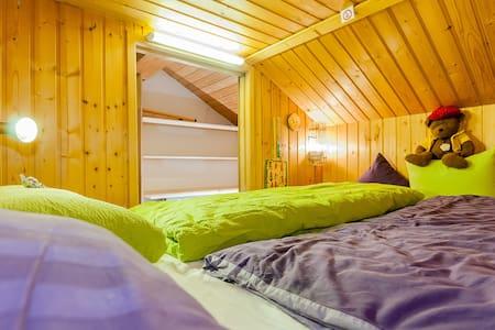 'Kuschelbox', Mini-Koje in toller Wohnung - Vaterstetten - Other