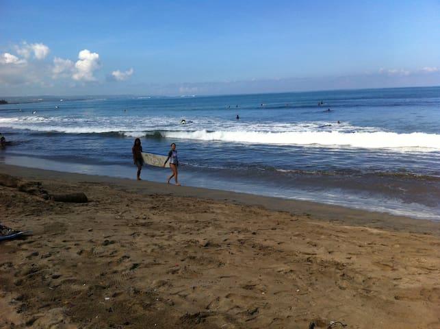 Amazing Beach in Kuta