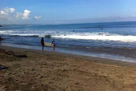 Amazing Beach in Kuta - Kuta