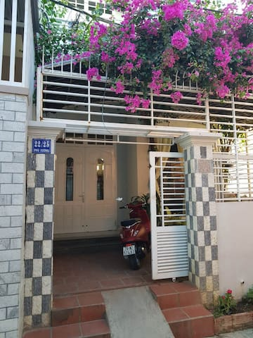 Vintage House in Nha Trang