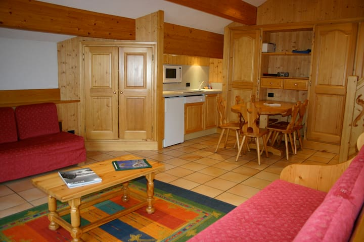 Chalet Lafarge, au Coeur de Courchevel 1850 - Saint-Bon-Tarentaise - Appartement
