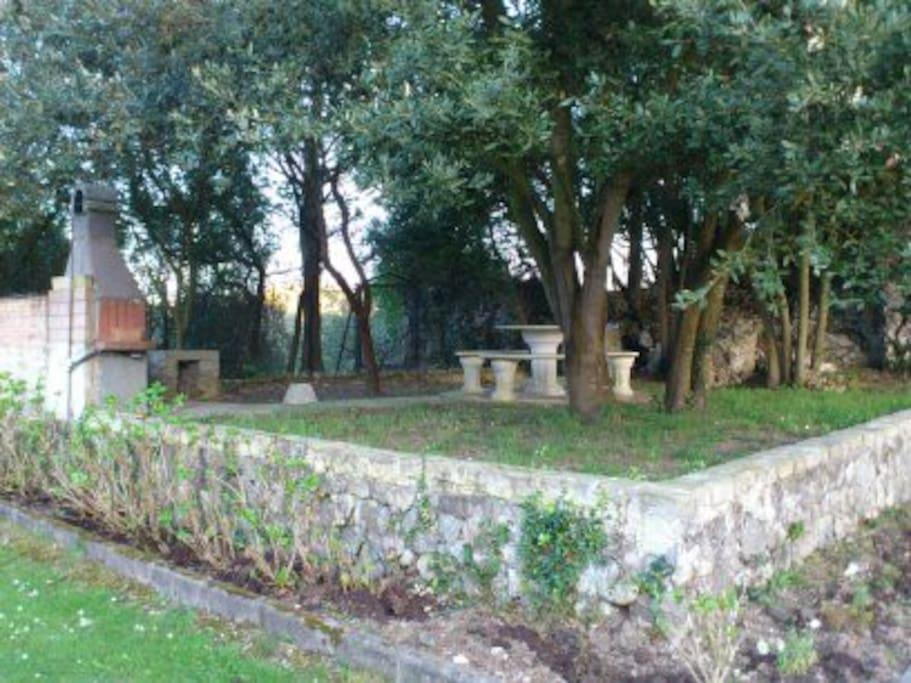 Casa Con Jardin Y Barbacoa En Isla Playa Houses For