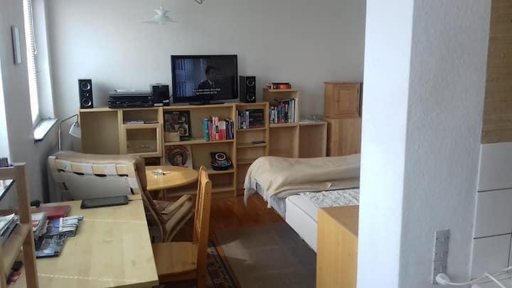 Flat in kornblomst kvarteret, Wohnung in Aalborg