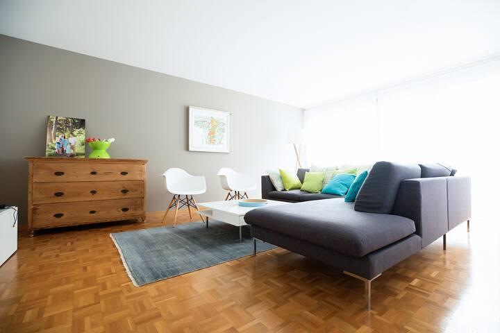 Ferienwohnung in Ilanz (ideal für Familien)