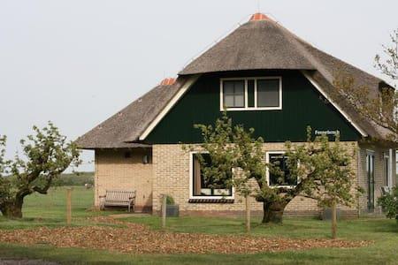 Villa op Ameland loopafstand strand - Hollum - 独立屋