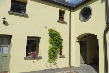 Cosy coach house - Rathvilly - Huis