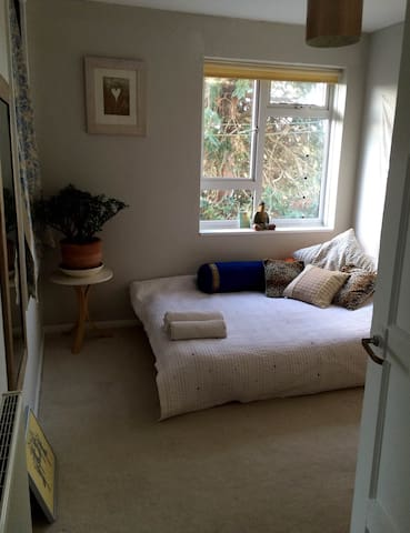 cosy double room in charming apartment - Bruton - Apartment