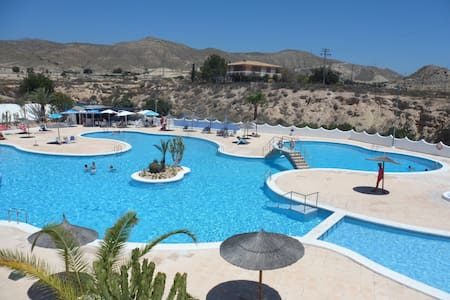 Spacious Three bedroom Villa  free WI-FI Solarium - El Campello - Villa