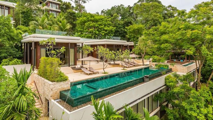 Layan 4 Bedroom Seaview Residence