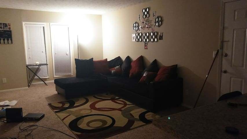 My Living Room Complete Privacy - Decatur - Wohnung