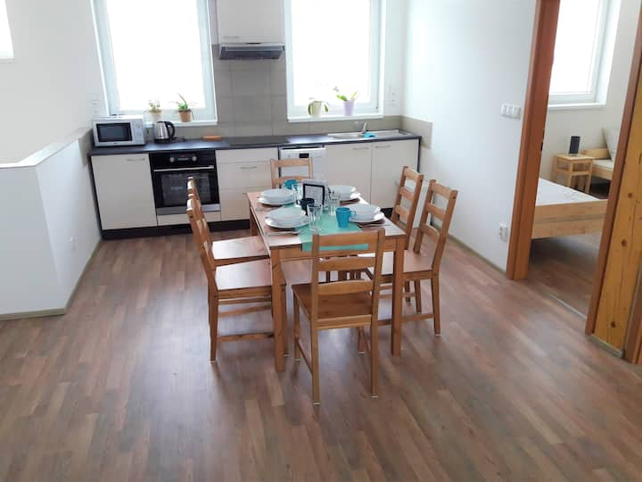 2 Bedroom Apartment, Brno - Reservoir