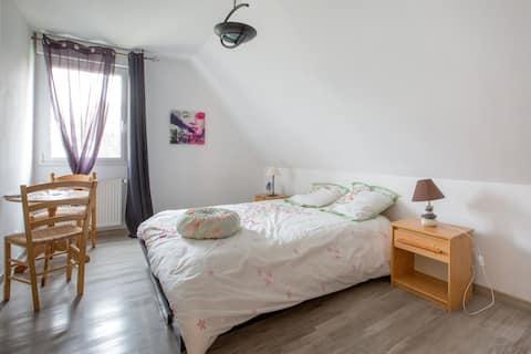 Belle chambre confort proche Arras Lens