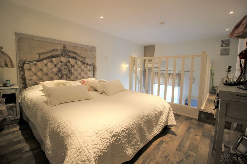 Chambre - Bed room