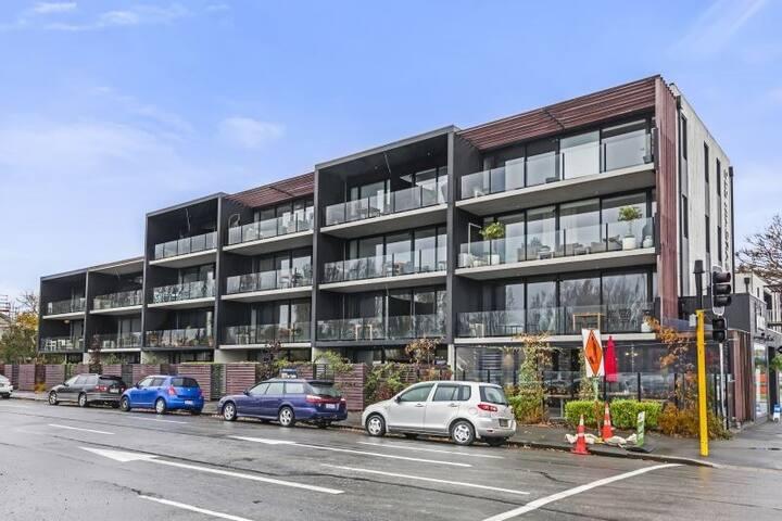 The Apartment building
