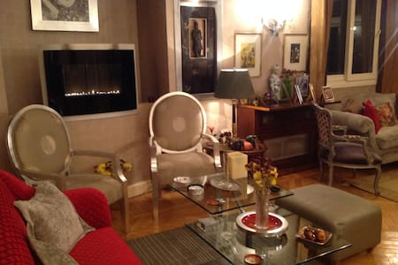 Luxury central Zamalek Apartment - Omar Al Khayam - 公寓