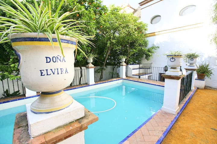 2BR Tower Apartment. Swimming pool&Gardens, Center - Sevilla - Dům