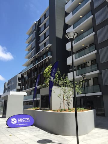 Amazing brand new accommodation at Canterbury - Canterbury - Apartemen