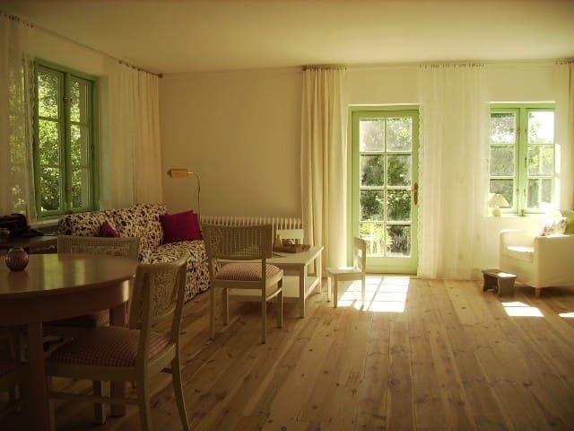 Hof Rodenkrog - Landlust zwischen Meer und Seen - Klamp - Wohnung
