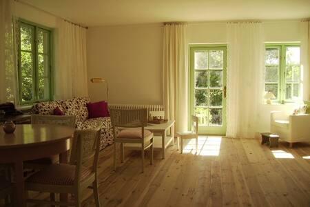 Hof Rodenkrog - Landlust zwischen Meer und Seen - Klamp - 公寓