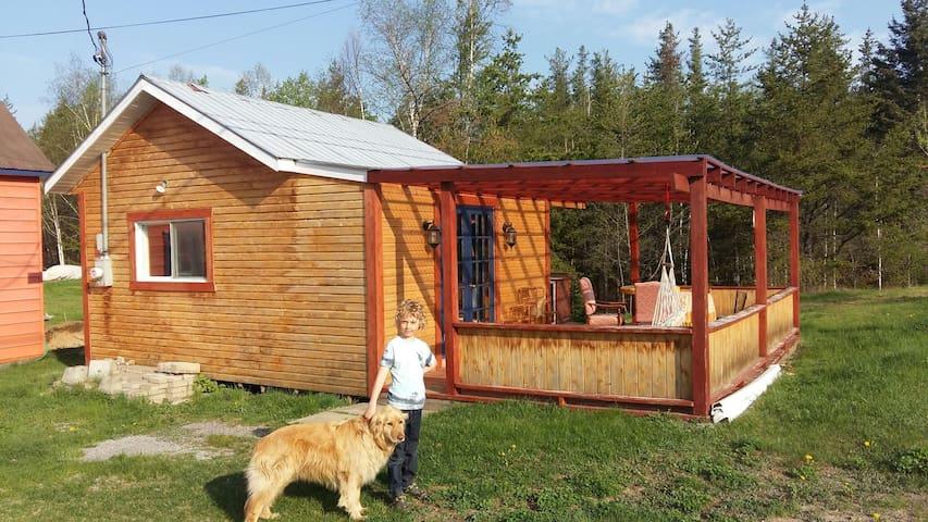 Maison au Pays de Menaud
