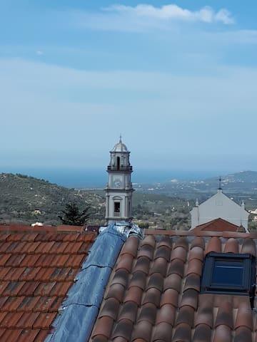Appartement style loft proche mer montagne Balagne