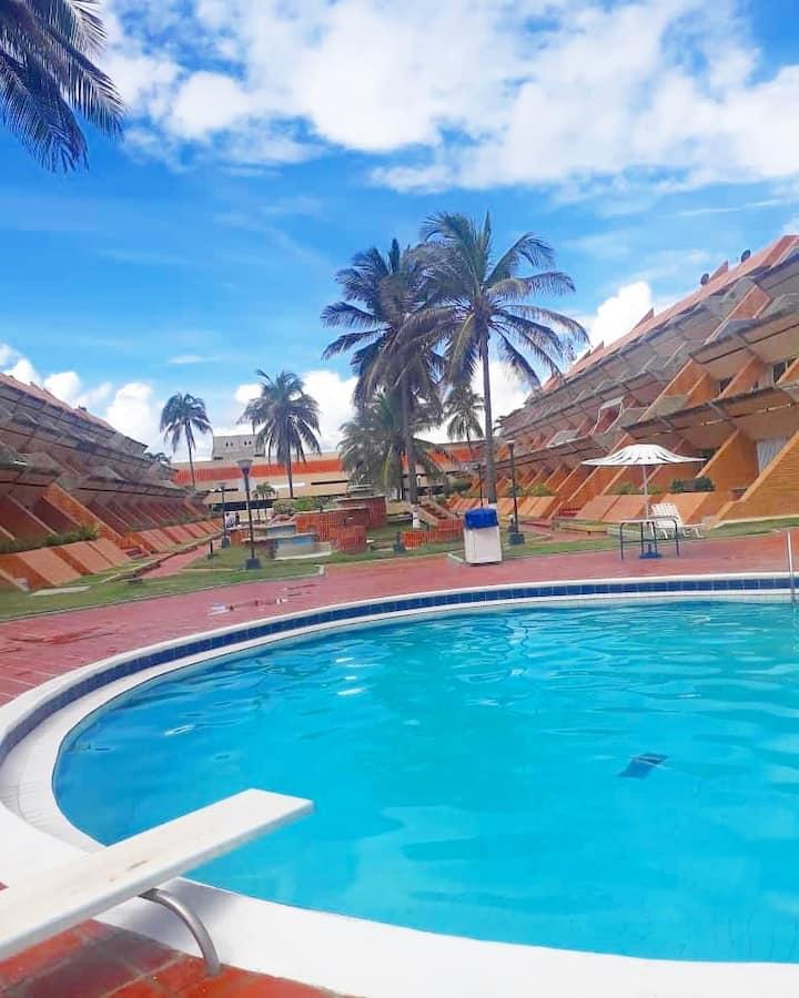 Apartamento en Tucacas residencia ancorade