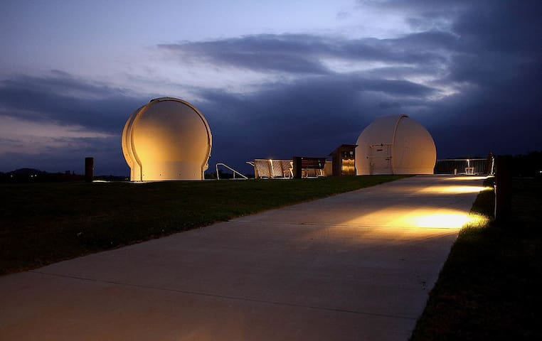 Campbelltown Rotary Observatory.