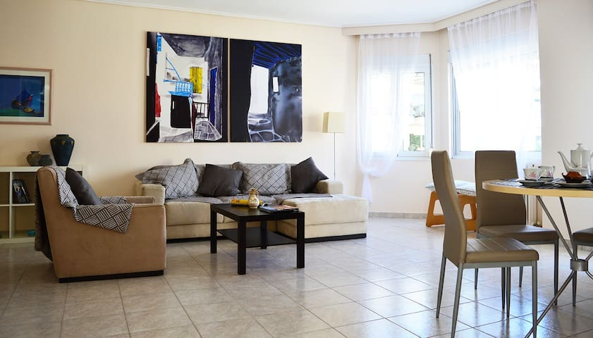In the heart of seaside - Calliste Apartment
