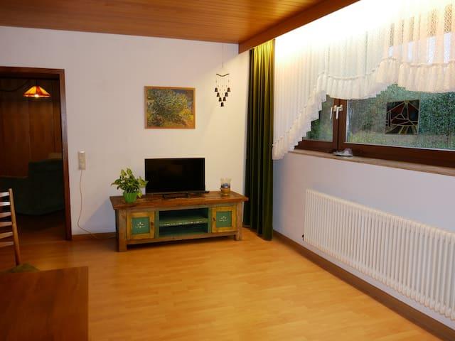 Idyll im Grünen, 50 m² Ditzingen, 2-Zimmerwohnung