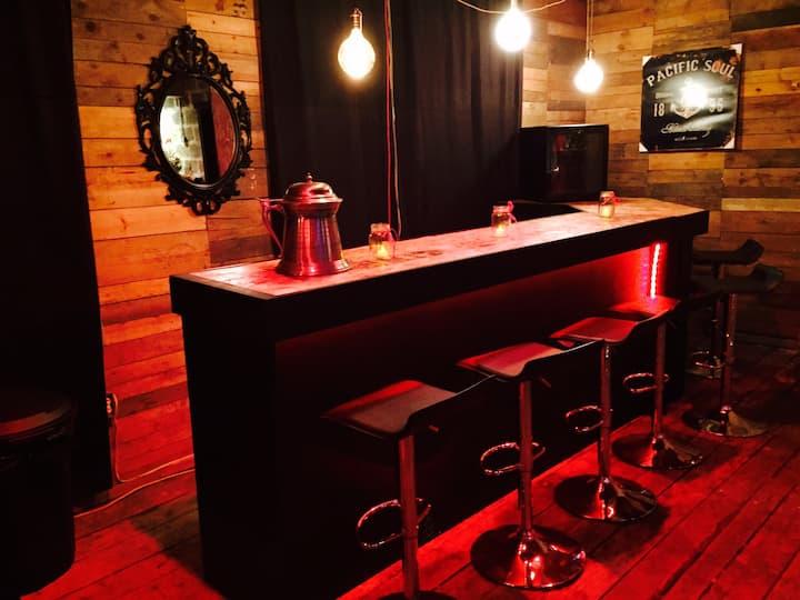 Beau Studio au cœur du centre-ville Chalet Urbain