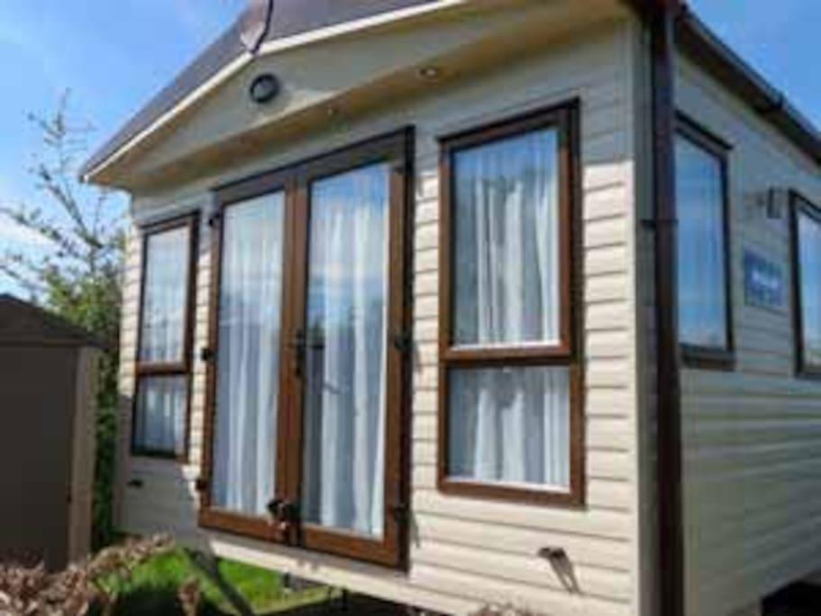 Littlesea Holiday Park Caravan Sea View In Dorset United Kingdom