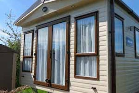 Littlesea Holiday Park Caravan Sea View - Dorset