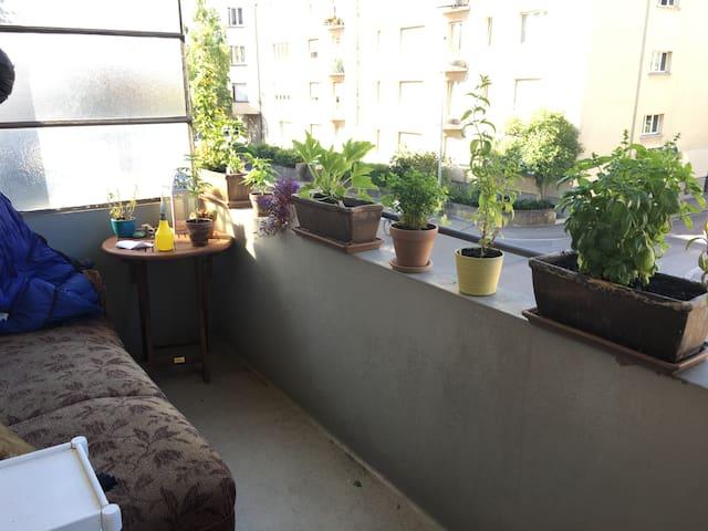 Schöne Sonnige Wohnung; Sadt/Aare/Naturnahe