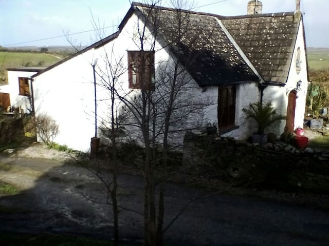 Ivy cottage 2 bedroom annexe - Cornwall - Casa