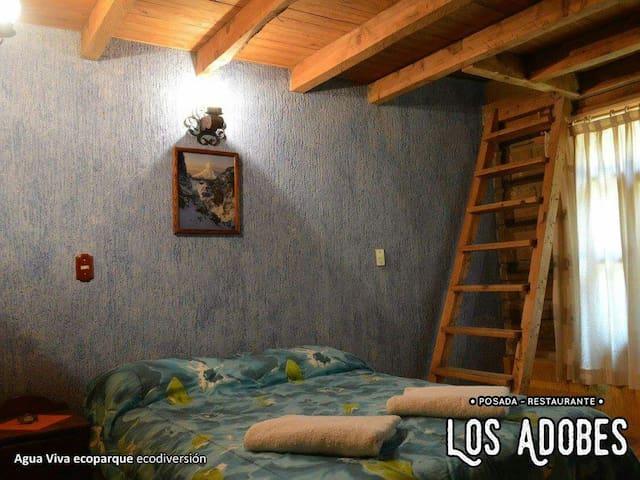 Tapanco rústico para 4 personas - Ciutat de Mèxic - Casa