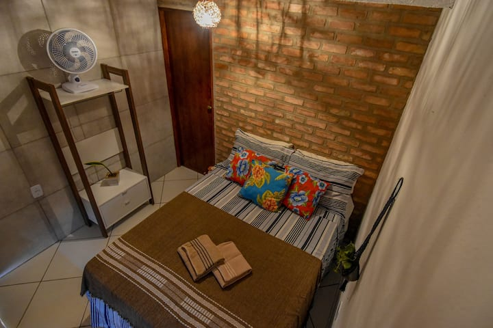 QUARTO DUPLO  - HOSTEL - CHAPADA DIAMANTINA