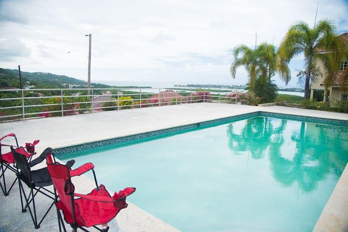 Meelie's paradise Villa