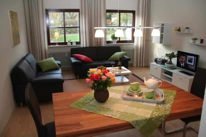 Amazing comfort, modern, quiet, central 2 bedrooms