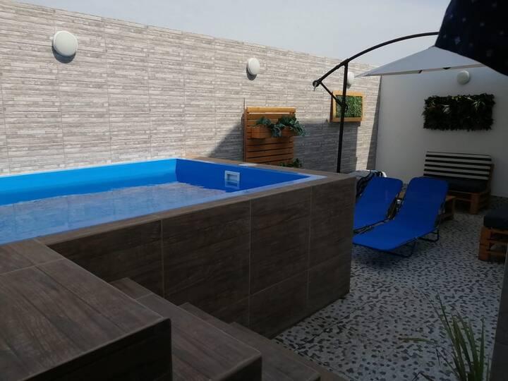 Casa estreno Campo - Mar, en hermoso condominio